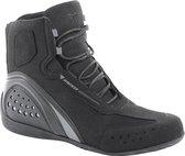 Dainese Motorshoe D1 D-WP Black Black Anthracite Shoes  44