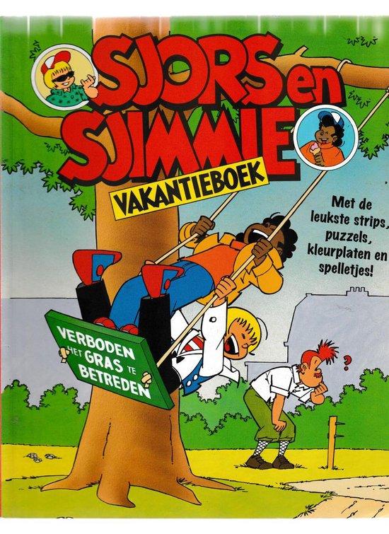 Sjors en sjimmie vakantieboek - Kroft pdf epub