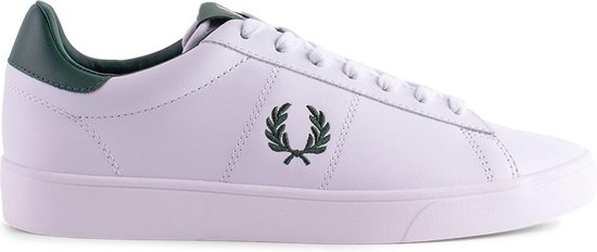 Fred Perry Sneakers - Maat 45 - Mannen - wit/groen