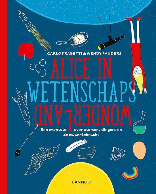Alice in Wetenschapswonderland - Carlo Frabetti |