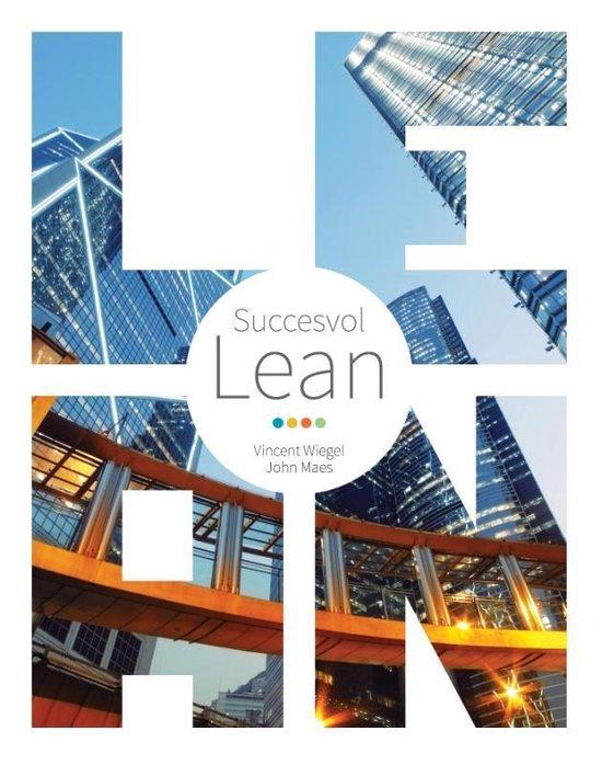 Succesvol Lean - Vincent Wiegel  