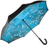 Goebel Quality:  Almond Tree Blue  Umbrella