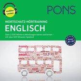 PONS Wortschatz-Hörtraining Englisch