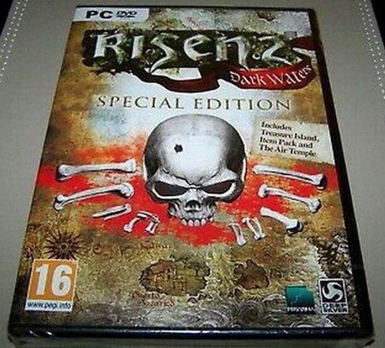RISEN 2 – special edition PC ( édition française )