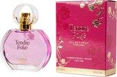AANBIEDING, Tendre Folie een heerlijke zachte bloemige geur (uit de Provence) met GRATIS miniatuur.