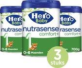 Hero Baby Nutrasense comfort+ 1 (0-6m) - 3 STUKS