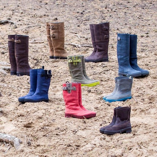 Outdoor laarzen ZOO Adventure Adisa GrijsBlauw maat 35