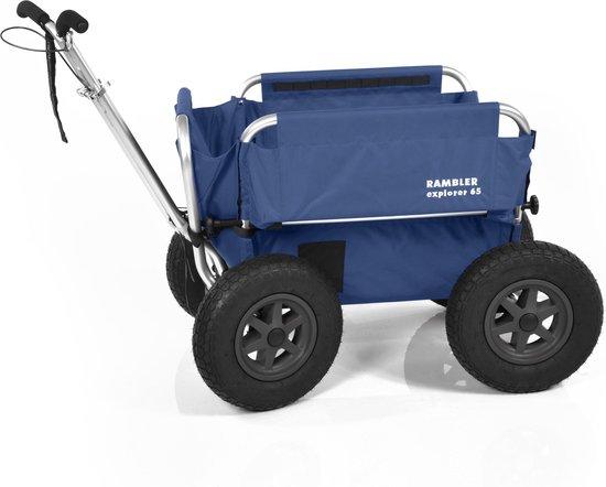 Rambler Explorer 65, Blauw