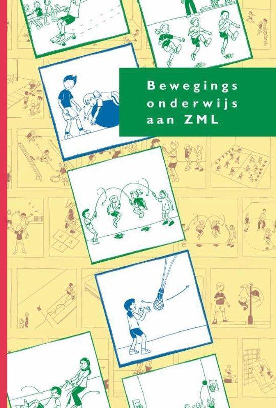Boek cover Bewegingsonderwijs aan ZML van Marco van Berkel (Hardcover)