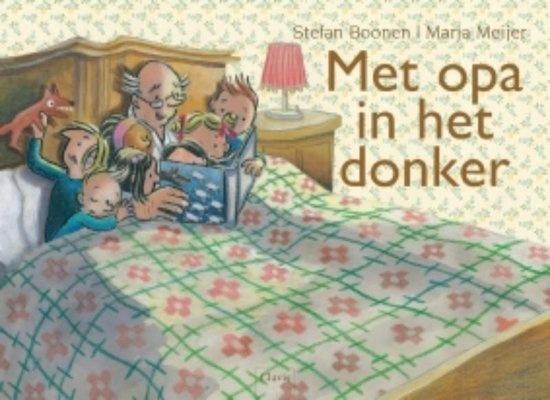 Met opa in het donker - Stefan Boonen  