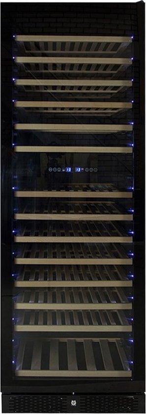 Koelkast: Vinata - Wijnkoelkast - 154 Flessen, van het merk Vinata