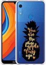 Huawei Y6s Hoesje Big Pineapple