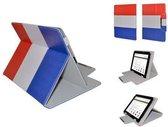 Diamond Class Hoes voor Coby Kyros Mid1126 , Cover met Rood-Wit-Blauw vlag motief, Multi, merk i12Cover