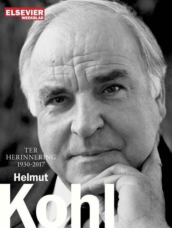 Boek cover Ter herinnering Helmut Kohl van Oene van der Wal (Paperback)