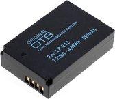 OTB Accu Batterij Canon LP-E12 - 650mAh