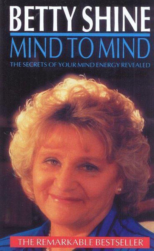 Boek cover Mind To Mind van Betty Shine