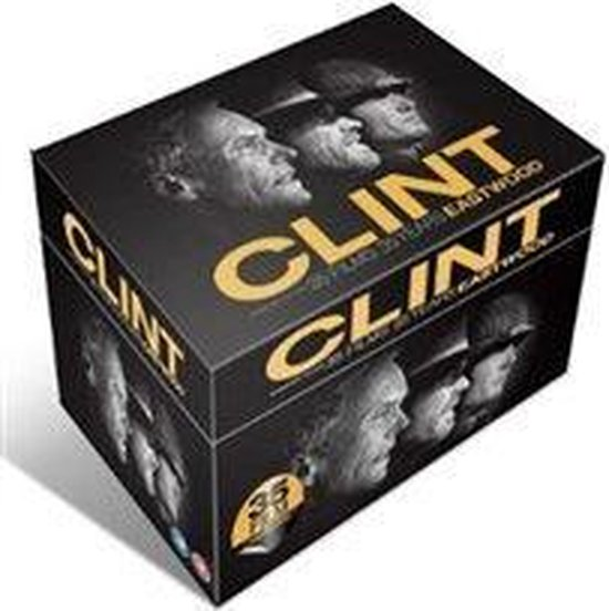 Cover van de film 'Clint Eastwood 35/35'