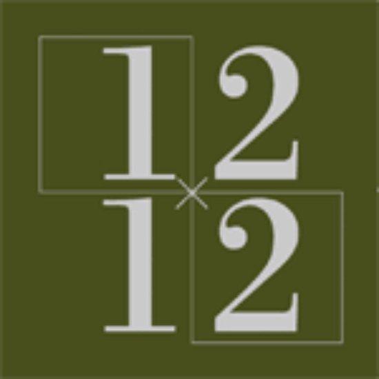 Cover van het boek '12 x 12' van Yvonne de Kramer