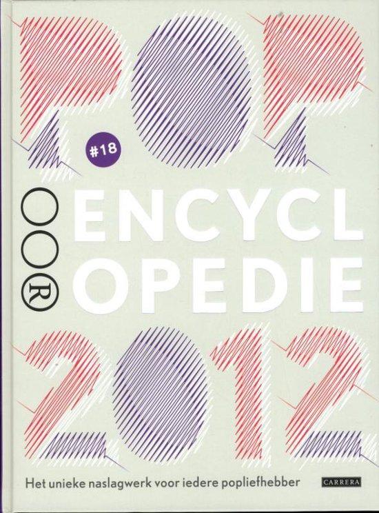Boek cover OORs popencyclopedie 2012 van Nvt. (Hardcover)