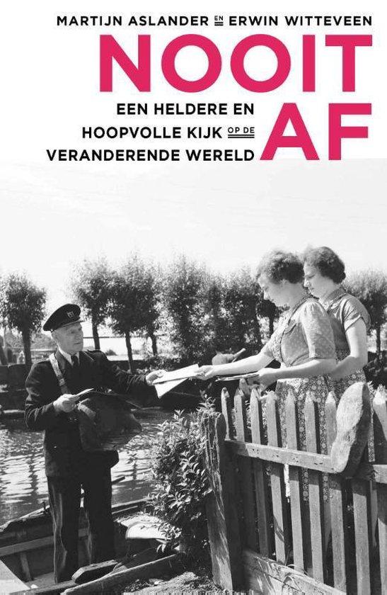 Nooit af - Martijn Aslander |