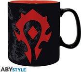World of Warcraft Mug For the Horde
