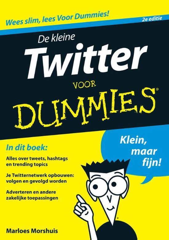 Kleine Twitter v Dummies, 2/e