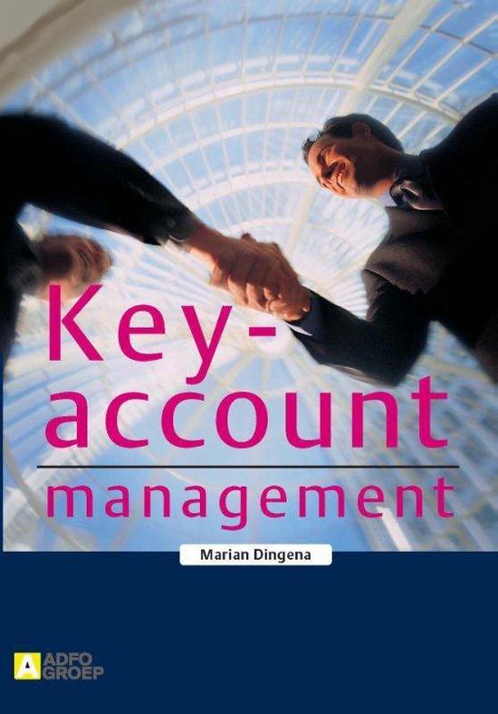 Key-account management - Marian Dingena | Fthsonline.com