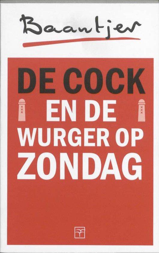 De Cock En De Wurger Op Zondag - A.C. Baantjer |
