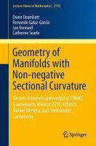 Geometry of Manifolds with Non-negative Sectional Curvature
