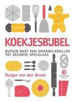 Boek cover Koekjesbijbel van Rutger van den Broek (Hardcover)