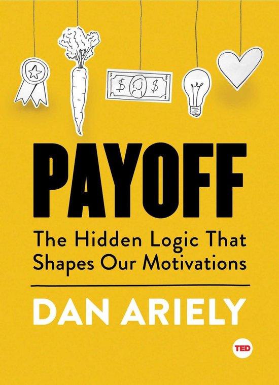 Boek cover Payoff van Dan Ariely (Onbekend)