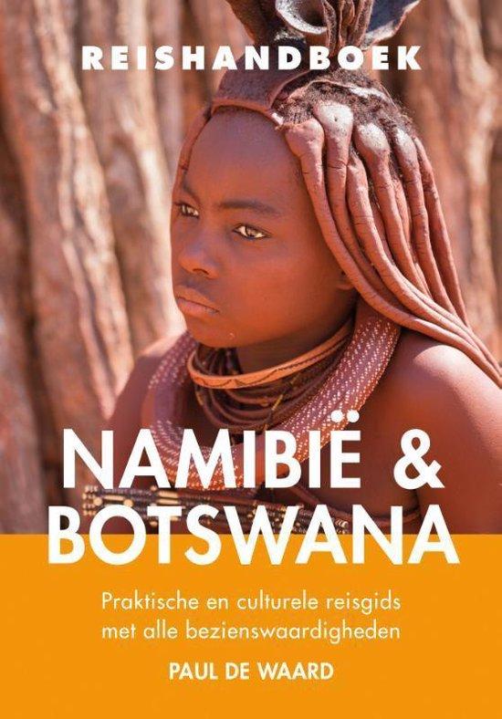 Reishandboek Namibië & Botswana - Paul de Waard   Readingchampions.org.uk