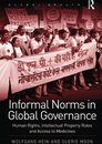 Omslag Informal Norms in Global Governance