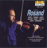 Romantische Violinmusik