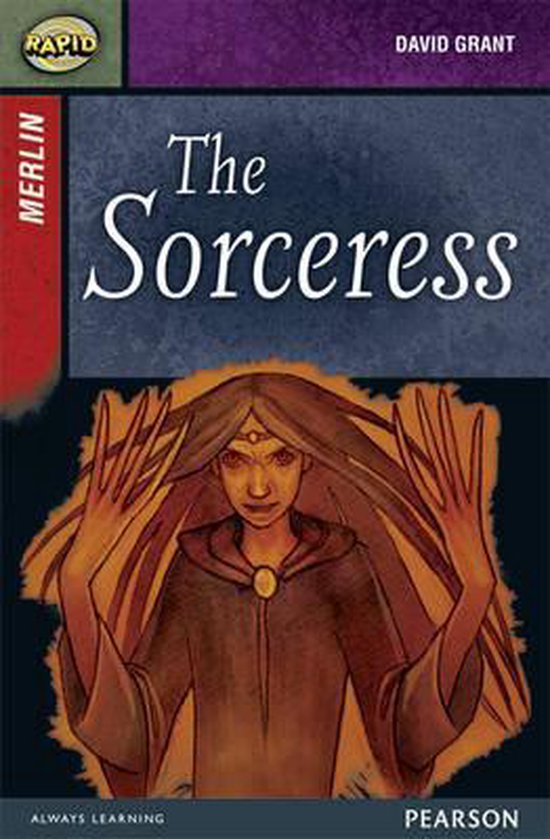 Rapid Stage 7 Set B: Merlin: The Sorceress