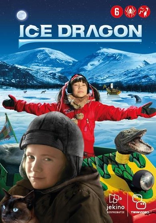 Cover van de film 'Ice Dragon'