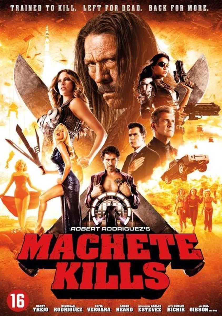 Machete Kills - Machete Kills (Blu-Ray)