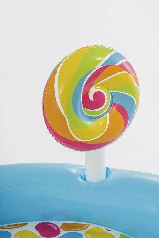 Intex Speelzwembad Candy Zone - 295x191x130cm