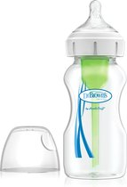 Dr. Brown's Options+ Anti-colic Bottle Brede Hals Fles - 270 ml