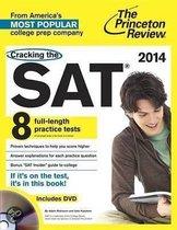 Boek cover Cracking the SAT van Princeton Review
