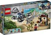 LEGO Jurassic World Dilophosaurus Ontsnapt - 75934