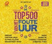 Qmusic Top 500 Van Het Foute Uur - 2018 (3CD)