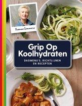 Boek cover Grip op Koolhydraten Dagmenus, recepten en richtlijnen van Yvonne Lemmers (Paperback)