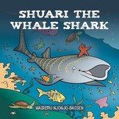 Shuari the Whale Shark