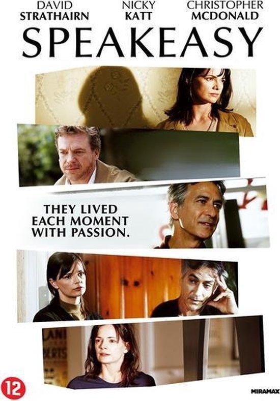 Cover van de film 'Speakeasy'