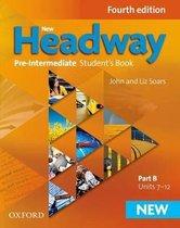 New Headway: Pre-Intermediate A2 - B1: Student's Book B