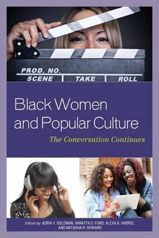 Boek cover Black Women and Popular Culture van Robin M. Boylorn (Paperback)