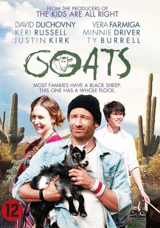 Cover van de film 'Goats'