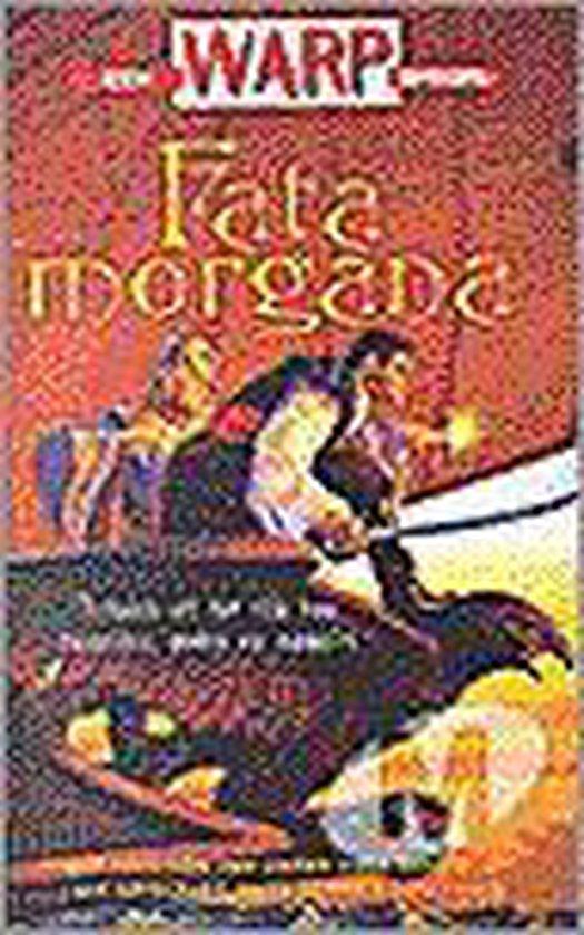 Boek cover Fata Morgana van Tanith Lee (Onbekend)