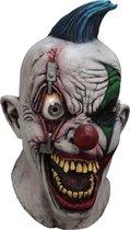 Geanimeerd clownsmasker voor volwassenen - Verkleedmasker